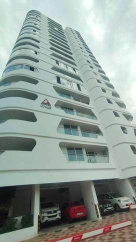 3 Bhk Flat For Rent At Sasthamangalam