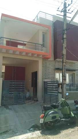 Independent Doplex House for Rent in vijayanagar 2nd Stage Mysore