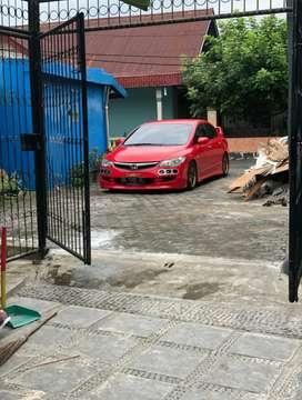 Civic fd1 full modifikasi