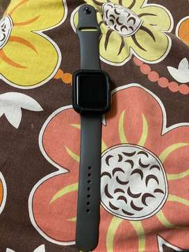 Apple series three watch
