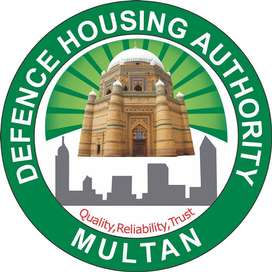 DHA Multan Top Location plot Corner Plot No F-712 Near main road