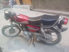 Honda 125 for sale