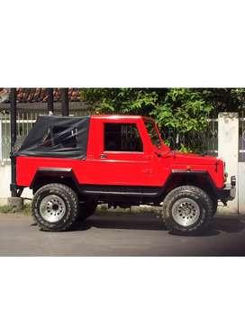 Jeep Unicab 4x4 th 1968