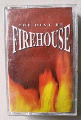 Kaset The Best Of FIREHOUSE