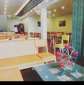 Beautiful BAR setup with all amenities and kitchen equipments attache