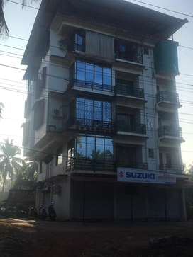With lift, main road, walkable distance to market, hospital, temples,