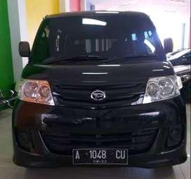 [dp 23jt] Daihatsu Luxio D Mt 2012, kredit siap, unit istimewa