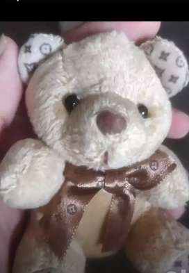 Valentines day special Soft Cute teddy bear keychain for sale