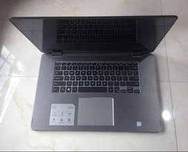 Dell Inspiron 7568 laptop 2 in 1 Laptop