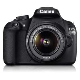 CANON 1200D WITH 50MM LENS