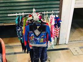 Garments shop for sale