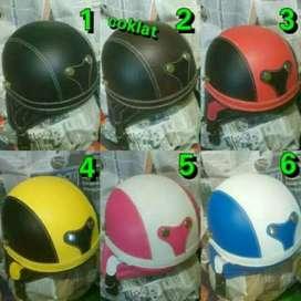 Helm Retro Anak