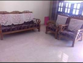 Sofa sets with good condition
