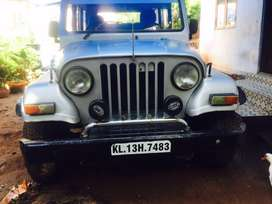2002 jeep marshal mahentraExchange available