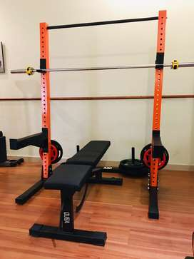 Power Rack-squat rack- multi functional Rack