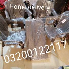 Chairs table set (4+1) discount offer 0320/0112117