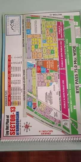 बहादुरगढ़ में Plot,Villa,Flats लेने,बेचने व बनवाने के लिए संपर्क करें