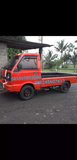 Jual suzuki cary pick up asli th 86 AB Btl harga 28jt.