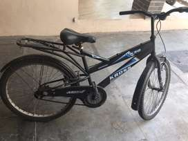 Quick sale good condition bicycle with brand new tyre KROSS