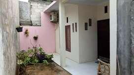 Rumah dikontrakan bulanan atau tahunan,  bangunan baru nyaman n asri