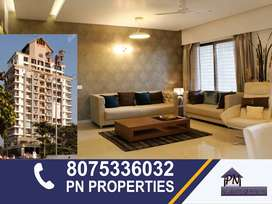 3 bhk luxury furnished flat for rent at calicut main beach.
