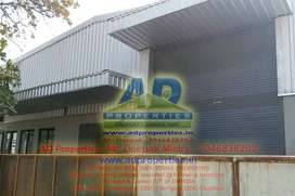 2500 Sq. Mtrs. Factory for Rent in Umbergaon