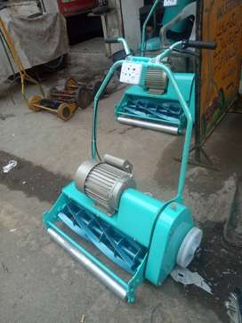 """Electric single phase lawn mover blade size 24"""" motor 2hp"""
