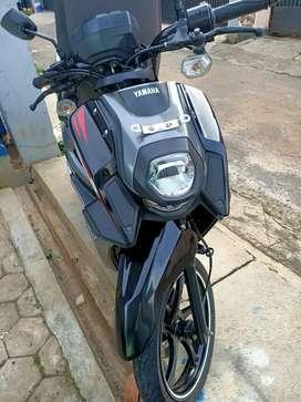 Yamaha X-Ride 125 fi bluecore 2018 hitam kotamdya Pajak on