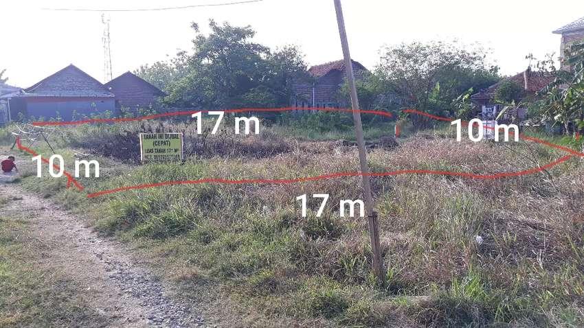 Tanah Jual Cepat Lokasi Cirebon Lt.171m², 200jtan, 1.200.000/m² (nego)