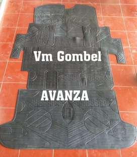 Minggu buka Ready karpet lantai Avanza, Xenia set komplit