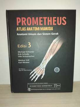 Prometheus Anatomi Kedokteran