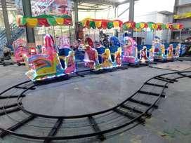 produsen mainan anak EK kereta lantai fiberplat odong nmr 1