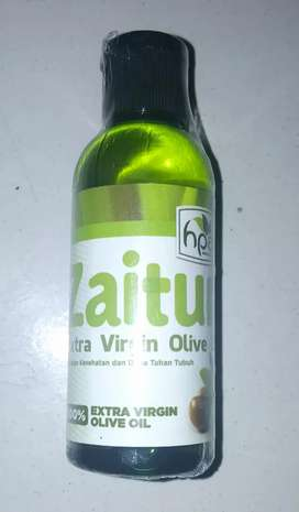 Minyak Zaitun Extra Virgin Olive Oil dan Deep Olive HPAI