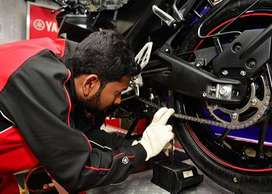 need a motorcycle mechanic