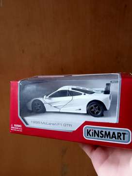 McLaren F1 GTR 1995 Kinsmart