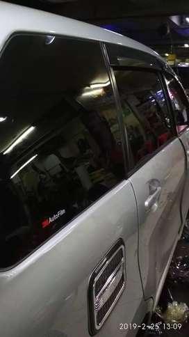 Sedia Kaca film mobil Xenia full 3M black