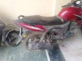Yamaha FZ 17