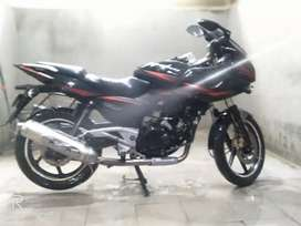 Bike is a very good condiction new battery new self motor