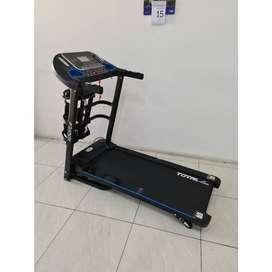 Treadmill Elektrik TL 619 Auto Incline Motor 2hp Untuk 120kg