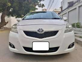 Toyota Belta 2012. On Installment.