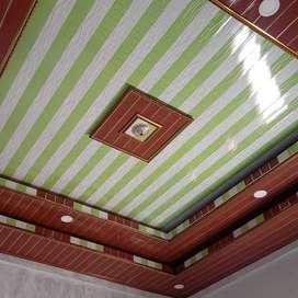 PEMBORONG MANDOR PLAVON PVC GYBSUM SOLUSI TERBAIK