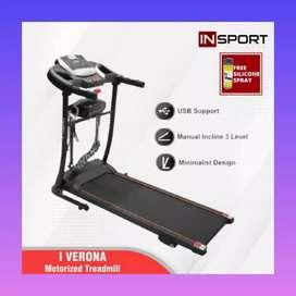 treadmill elektrik verona M-99 ireborn