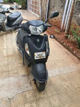 Suzuki Access 125 in very good condition.