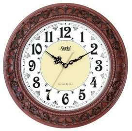 સ્થિર કાંટા વાળી Ajanta Wall Clock અજંટા દીવાલ ધડીયાળ Model no. 7017