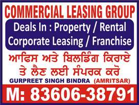 Office space and Floor for sale in Amritsar