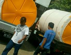Tandon air 5000 liter Karanganyar