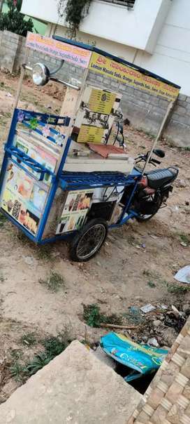 Electric Soda gas vehicle for sale