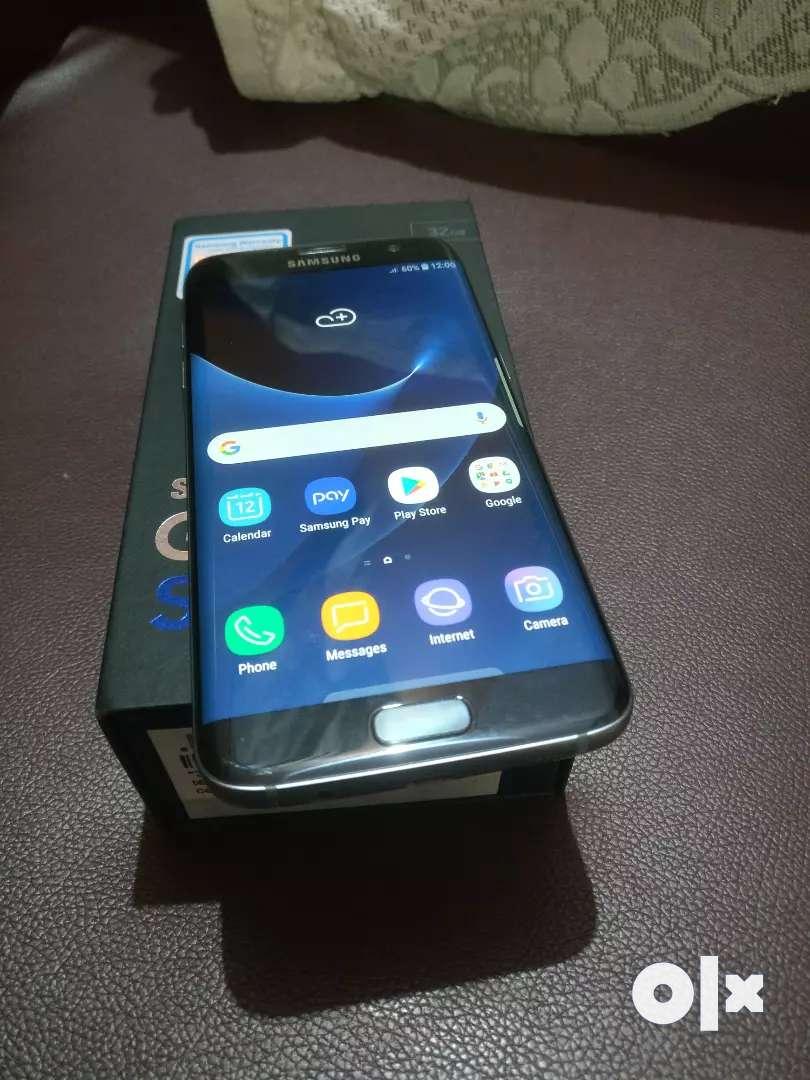Samsung galaxy s7 edge 32gb 4g volte dual sim 0
