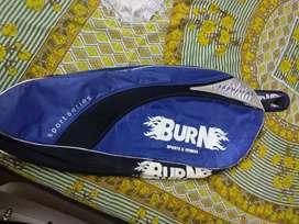 Burn Badminton/Tennis Kitbag(4 Raquets)