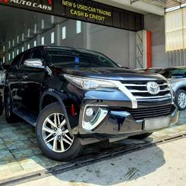 ALL NEW  FORTUNER VRZ automatic,2017